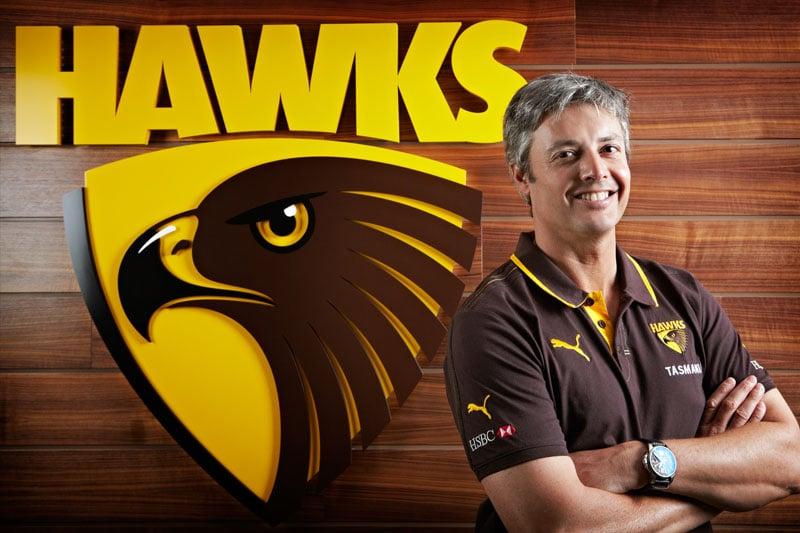 Hawthorn Hawks Corporate Photography