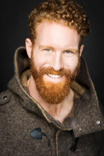 Chad O'Brien headshot