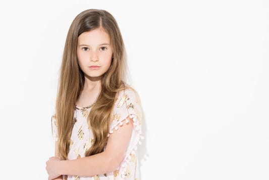 Gisele Szulc children's headshot