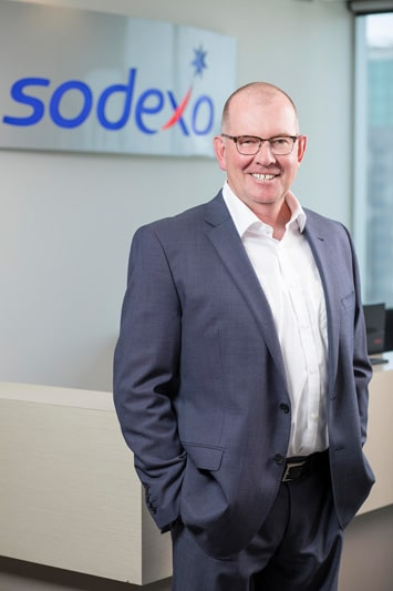 Sodexo corporate photography