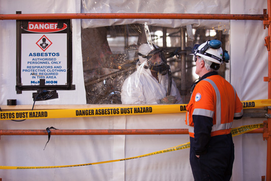 Industrial safety photo