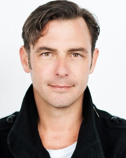 Benjie McNair Actor Headshot