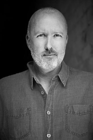 Rob McDonald Author Portrait
