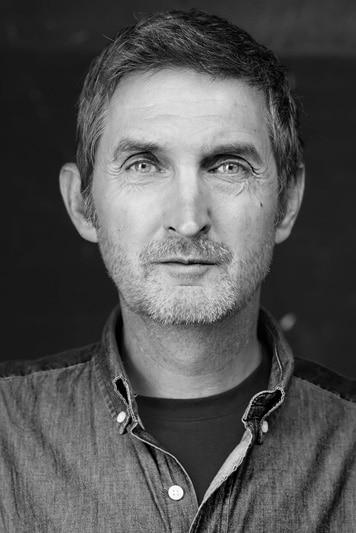 Neil Gibb studio Author Portrait