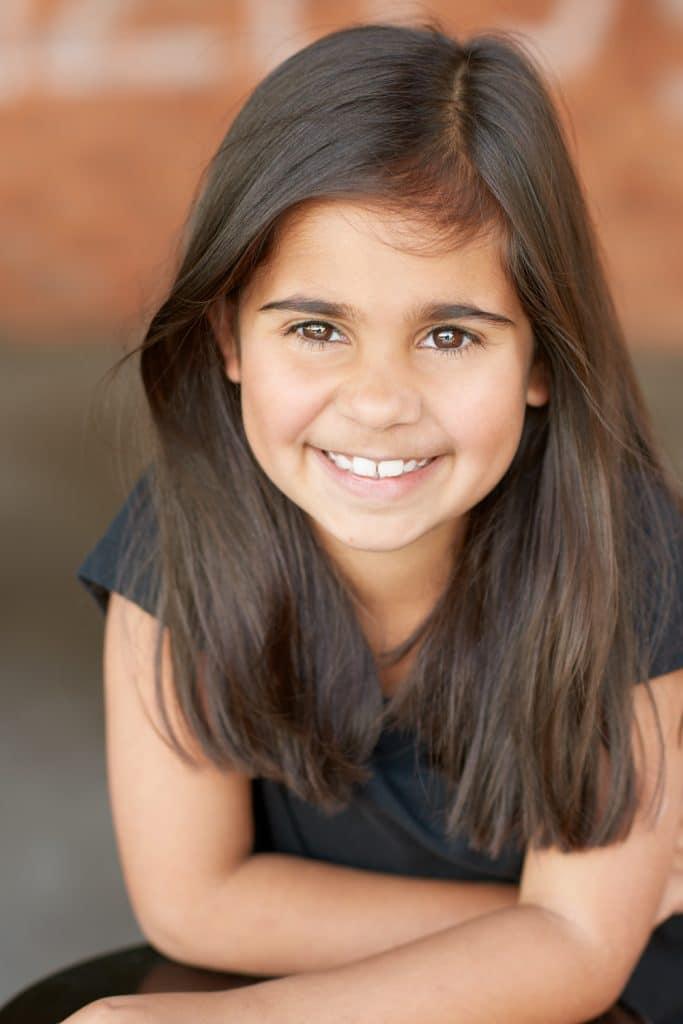 child actor headshot